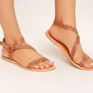 MatissexSocietyAmuse Rock sandals New in box!